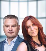 Наталья Тренина и Сергей Алпаев